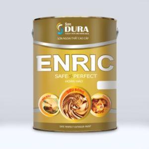 Sơn nước ngoại thất Dura Enric cao cấp