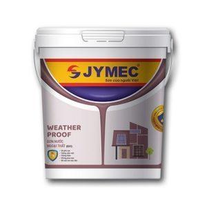 Sơn nước ngoại thất Jymec Weather Proof cao cấp