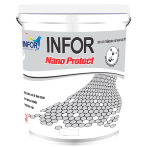 Sơn siêu trắng Infor Nano Protect