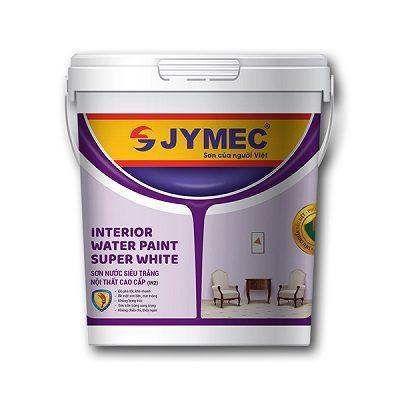 Jymec Interior Water Paint Super White