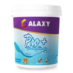Sơn chống thấm 2 thành phần Galaxy Pro+