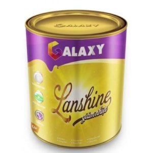 Sơn ngoại thất cao cấp Galaxy - Lanshine giảm nhiệt