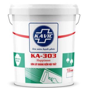 Sơn lót kháng kiềm nội thất Kavic KA-303