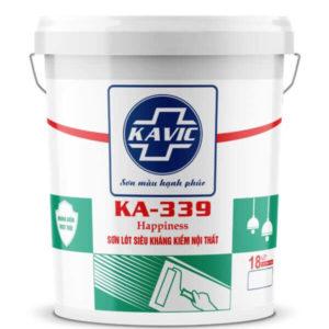 Sơn lót kháng kiềm nội thất Kavic KA-339