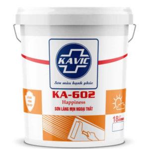 Sơn nước ngoại thất Kavic KA-602