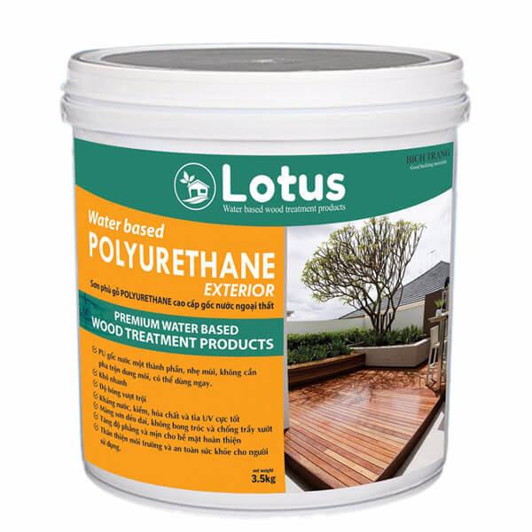 Lotus Water Based Stain