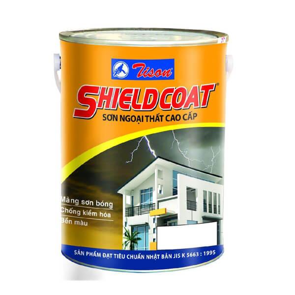 Sơn ngoại thất cao cấp Tison Shield Coat