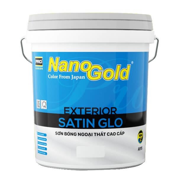 NanoGold Exterior Satin Glo A915
