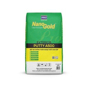 NanoGold Putty A500
