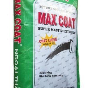 Bột trét ngoại thất Tison Max Coat Super Matic Exterior