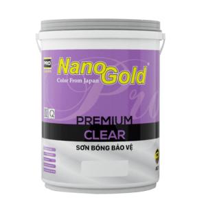 Sơn bóng bảo vệ NanoGold Premium Clear A921