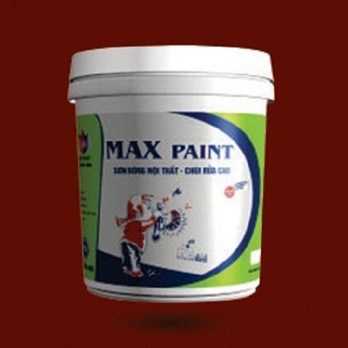 Sơn bóng nội thất Max Paint chịu chùi rửa cao