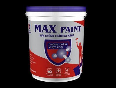Sơn chống thấm đa năng Max cao cấp chất lượng 1️⃣