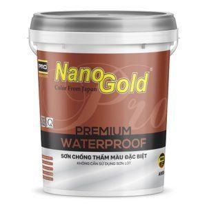 Sơn chống thấm màu NanoGold Premium WaterProof A959