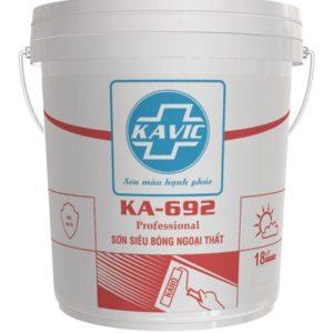 Sơn Kavic KA–692 siêu bóng ngoại thất cao cấp