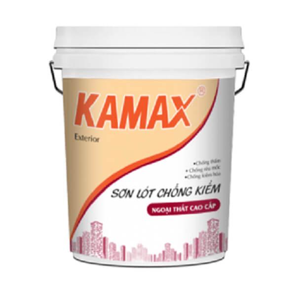 Sơn lót Kamax chống kiềm ngoại thất cao cấp