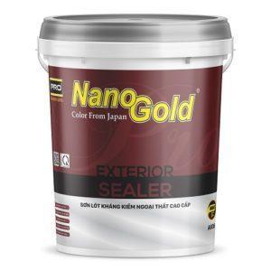 Sơn lót kháng kiềm ngoại thất NanoGold Sealer A936