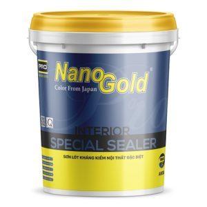 Sơn lót kháng kiềm nội thất NanoGold Special Sealer A938