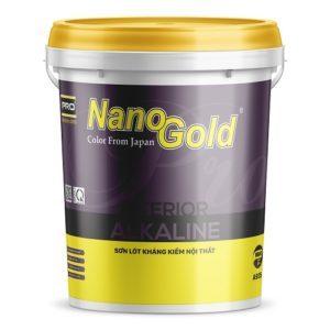 Sơn lót kháng kiềm nội thất NanoGold Alkaline A935