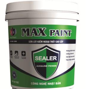 Sơn lót kháng kiềm ngoại thất Max Sealer Alkali Primer