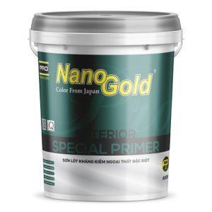 Sơn lót ngoại thất NanoGold Exterior Special Primer A939