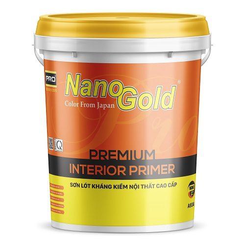Sơn lót nội thất NanoGold Premium Interior Primer A934