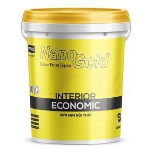 Sơn mịn nội thất NanoGold Interior Economic A900
