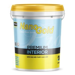 Sơn mịn nội thất NanoGold Premium Interior A901