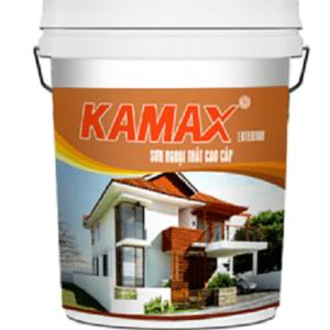 Sơn ngoại thất cao cấp Kamax Exterior 1️⃣ chính hãng