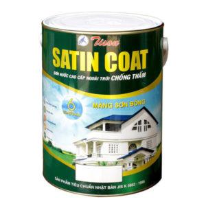 Sơn nước chống thấm ngoài trời Tison Satin Coat