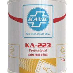 Sơn nhũ Vàng chùa Thái Kavic KA-223