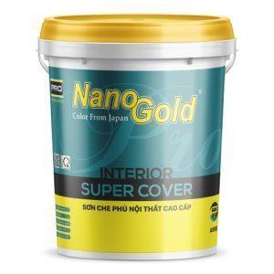 Sơn nội thất NanoGold Interior Super Cover A990