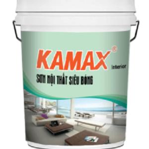 Sơn nội thất siêu bóng Kamax Interior