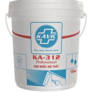 Sơn nước nội thất Kavic KA-312