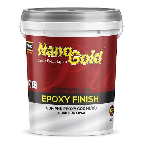 Sơn phủ NanoGold Premium Epoxy Finish A979