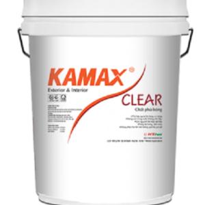 Sơn phủ bóng Kamax Clear không màu 1️⃣VN chính hãng