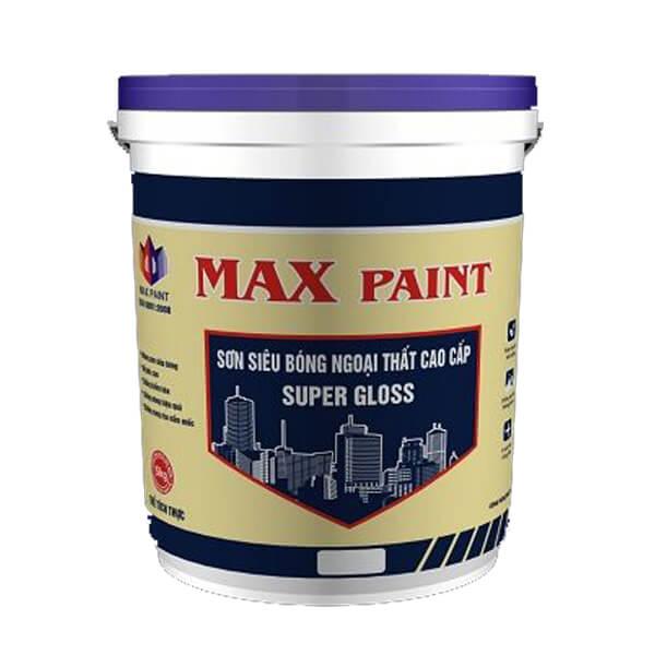 Max Super Gloss Paint