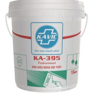 Sơn siêu bóng nội thất Kavic KA–395