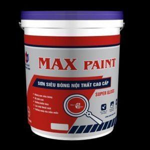 Sơn siêu bóng nội thất Max Super Gloss Paint