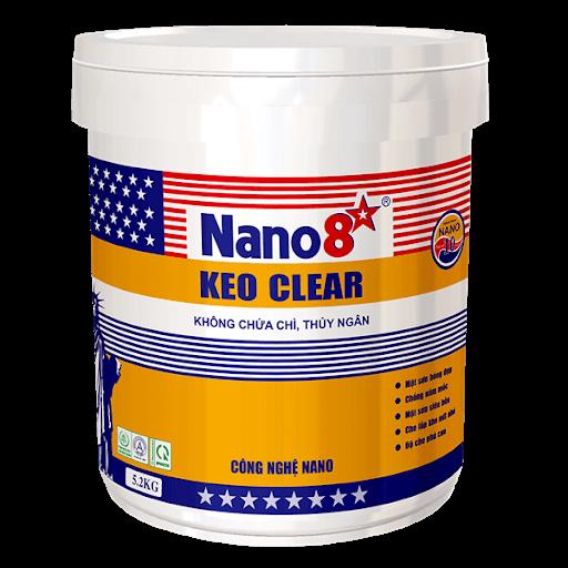 Sơn chống thấm cao cấp Nano 8 CT99