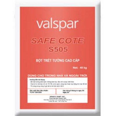 Bột trét nội ngoại thất Valspar Safe Cote S505