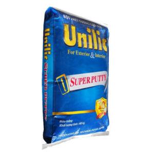 Bột trét tường nội ngoại thất Tison Unilic Super Putty