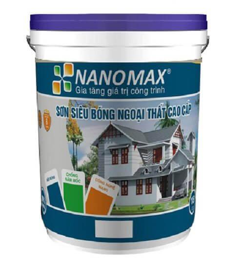 Sơn lót kiềm ngoại thất đặc biệt Nanomax