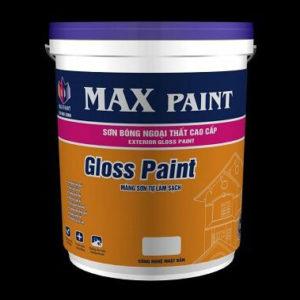 Sơn bóng ngoại thất Max Gloss Paint