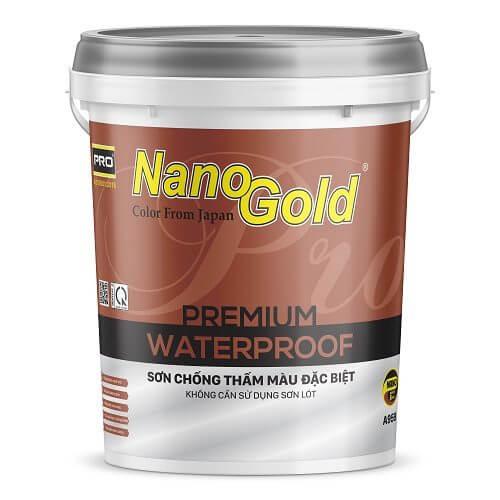 NanoGold Premium WaterProof A959