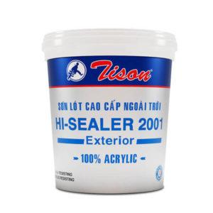 Sơn lót ngoại thất cao cấp Tison Hi – Sealer 2001