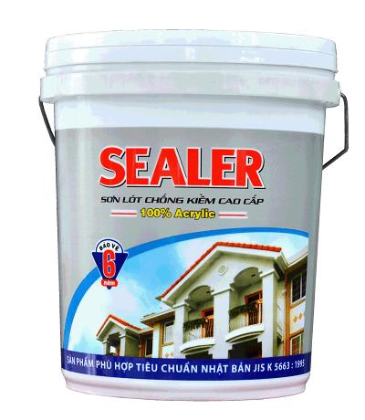 Sơn lót chống kiềm cao cấp Tison Sealer