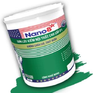 Sơn lót chống kiềm nội thất Nano 8 P1