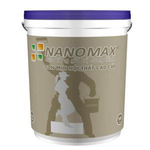 Sơn lót chống kiềm nội thất đặc biệt Nanomax