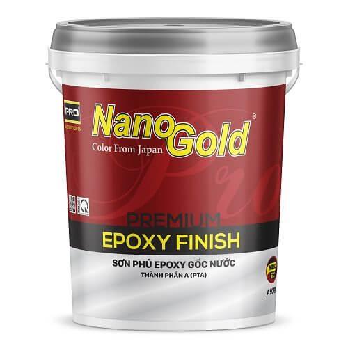 NanoGold Premium Epoxy Finish A979